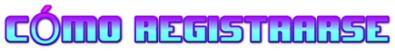 LOGO REGISTRARSE